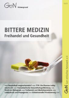 GeN - Bittere Medizin (Okt. 2015)