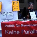 TTIP kommt wieder
