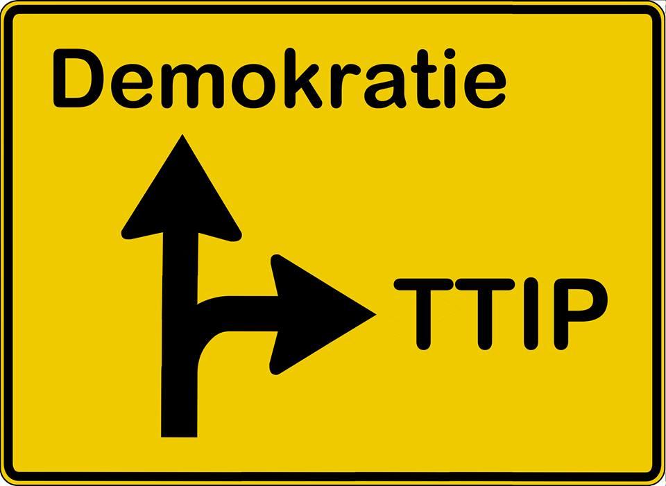 Demokratie_Strassenschild