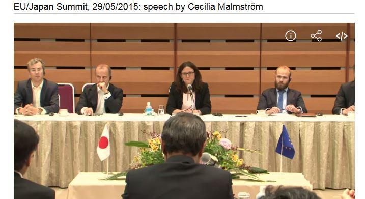 Handelskommissarin-Malmström-beim-EU-Japan-Gipfel-in-Tokio-2015